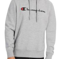 Jaket Hoodie Jumper Sweater Obral Murah CHAMPiON CHAMPiONS polos bikin