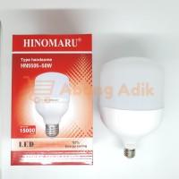 New !! Hinomaru Handsome 50w 50 watt w daylight Putih Kapsul Lampu LED