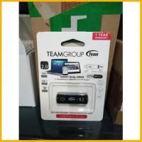 free ongkir team microsd sd card reader m141 otg garansi resmi