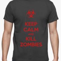 Kaos Radiatin Zombies T-Shirt