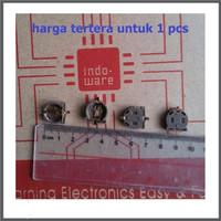Terlaris CR1220 Battery Button Coin Cell Holder 1220 1216 Socket SMD