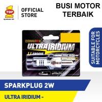 Busi Ultra Iridium Honda Beat ESP FI Duration Motor BR8TUI CPR8EA IU24