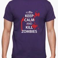 Kaos Motorcycle Zombies T-Shirt