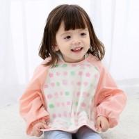 Anak Bib / Slabber / Celemek Air Liur Bayi Waterproof Baju Motif