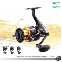 Abu Garcia GOLDMAX 1000 Spinning 5BB 5.2 1 GMAX SP10