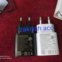 charger samsung original type C to C super fast charging