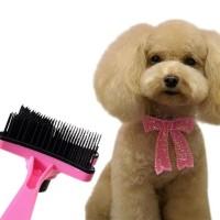 TERMURAH Sisir Grooming Salon Anjing dan Kucing Dog Cat Brush Comb
