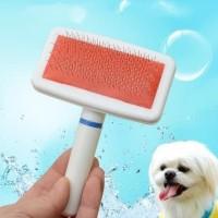 TERMURAH sisir grooming salon anjing kucing pin brush kawat