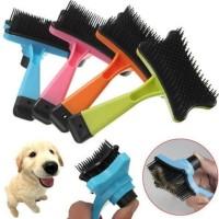TERMURAH Sisir Grooming Salon Anjing dan Kucing Dog Cat Comb