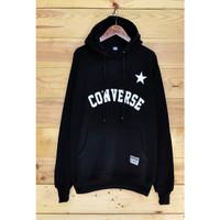 Jaket Sweater Hoodie pria wanita Converse Original quality Distro
