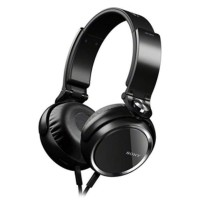 Sony Extra Bass Headphone MDR-XB250 - Hitam