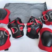 Deker Sepatu Roda/Pelindung Lutut Sikut Promo !!!