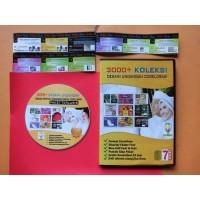 Dijual Paket DVD Undangan Nikah 3000 & Aneka Desain Campuran Murah