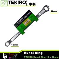 Tekiro Kunci Ring 10 x 12 mm - Kunci Ring Tekiro 10 x 12mm