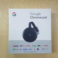 Chromecast G12 Support Google Assistant