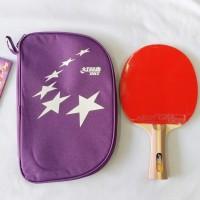 DHS 2002 Bat Pingpong Bet Tenis Meja Premade