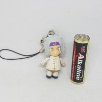 figure keychain strap anime guy chibi 2