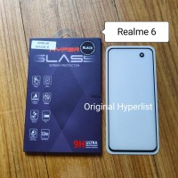 Oppo Realme 6 Hyper Tempered Glass 3D Full Cover