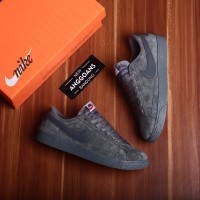 Nike SB Blazer Triple Grey Abu Suede Low