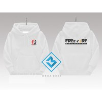 SWEATER HOODIE ANAK FRONTAL GAMING FREE FIRE 1