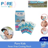 Pure Kids Fever Free Cooling Patch