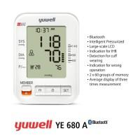 Tensimeter Digital Yuwell YE 680 A With Bluetooth