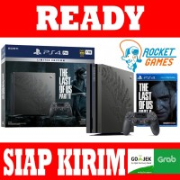PS4 PRO 1TB THE LAST OF US
