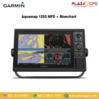 Garmin Aquamap 1252 MFD + Bluechart