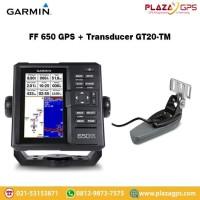 FishFinder Garmin 650 GPS Transducer GT20-TM