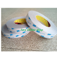 DOUBLE TAPE GREY 24MM*10M 3M - 7200051