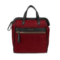 Tas Backpack Les Catino Rexha Backpack Maroon