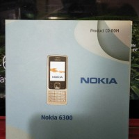 Jual Driver CD Nokia 6300 Original