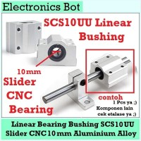 [EBS] Scs10UU Linear Ball Bearing Bushing 10mm Slide Block CNC 3D 10