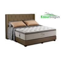 King Koil Kasur Springbed World Endorsed Full Set 180x200 Bed Set Ohio