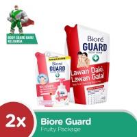 Biore Guard Fruity Package