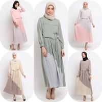 Gamis Muslim Wanita Le Najwa Lowry Dress
