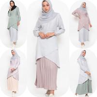 Gamis Muslim Wanita Le Najwa Aruna Dress