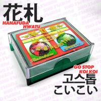 Kartu Godori Hwatu Go-Stop Korean Card Game