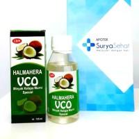 Halmahera VCO 125ml - Virgin Coconut Oil Halmahera CBM 125ml