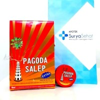 Salep Pagoda 10gram - Obat Panu