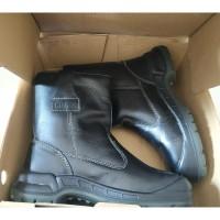 Sepatu Proyek Sepatu Kerja Safety Kings KWD 805 - Hitam Size 7 (41)