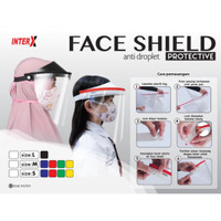 Face Shield InterX - Star Farm