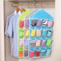 FS New Korean underwear pouch/Pouch 16 sekat untuk celdam