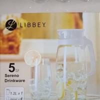 Libbey Sereno Drinkware Set 5 pcs