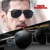 Kacamata Hitam pria Sunglass Polarized Anti UV 0971