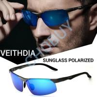 ORIGINAL Kacamata Polarized Pria VEITHDIA 6502