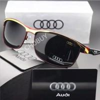 Kacamata Hitam Pria Anti Silau UV 400 Polarized Audi 551