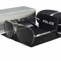 Sunglass Original Polarized Pria anti Silau UV Outdoor 758