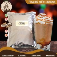 Bubuk Coffee Caramel/Powder Rasa Coffee Caramel/Coffee Caramel Ori 1Kg