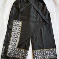 Sarung celana anak - Hitam, 3-4 tahun